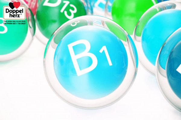 Bổ sung vitamin B1 đúng cách cho cơ thể khỏe mạnh
